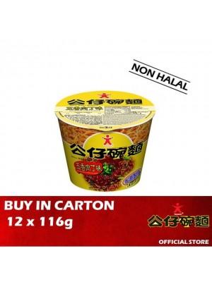 Doll Bowl Noodle Spiced Pork Cubes Flavour 12 x 116g (Non Halal)