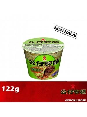 Doll Bowl Noodle Tonkotsu Flavour 122g (Non Halal)