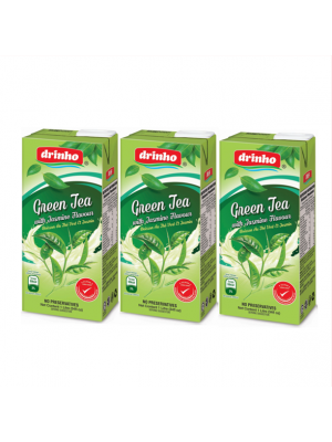 Drinho Jasmine Green Tea 3 x 1L