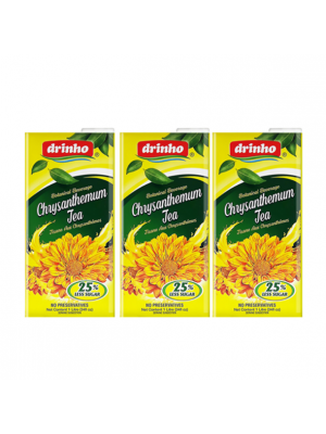 Drinho Chrysanthemum Tea 3 x 1L