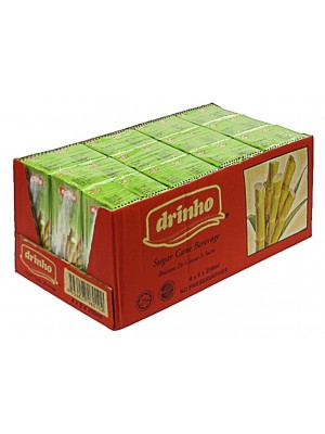 Drinho Sugar Cane Drink 24 x 250ml