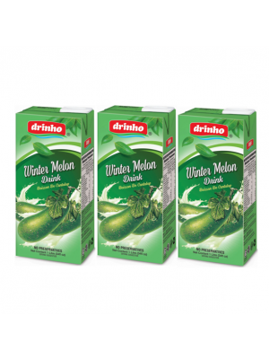 Drinho Winter Melon 3x1L