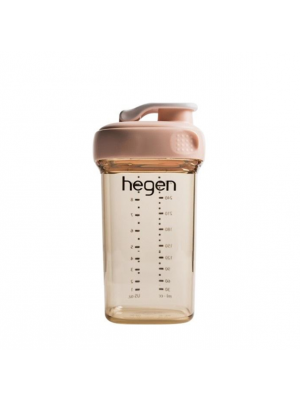 Hegen PCTO 330ml/11oz Drinking Bottle PPSU (Pink)