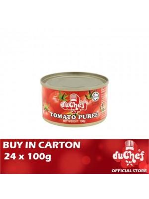 Duchef Brand Tomato Puree 24 x 100g