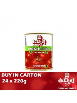 Duchef Brand Tomato Puree 24 x 220g