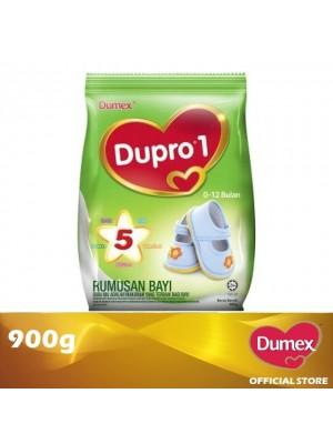 Dumex Dupro 1 Infant Formula Milk Powder 0 – 12 Bulan 900g