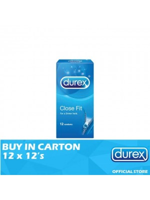 Durex Close Fit 12 x 12's
