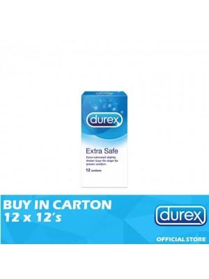 Durex Extra Safe 12 x 12's