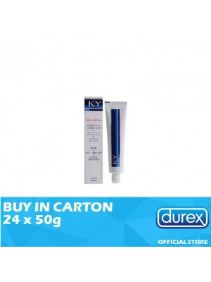 Durex K-Y Jelly Personal Lubricant 24 x 50g