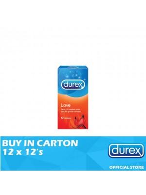 Durex Love 12 x 12's