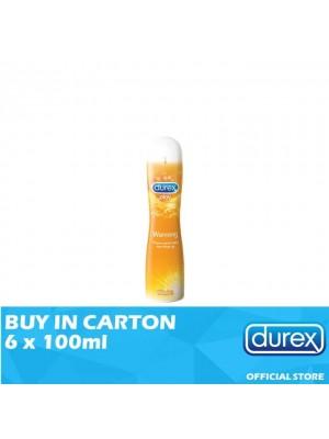 Durex Play Warming 6 x 100ml