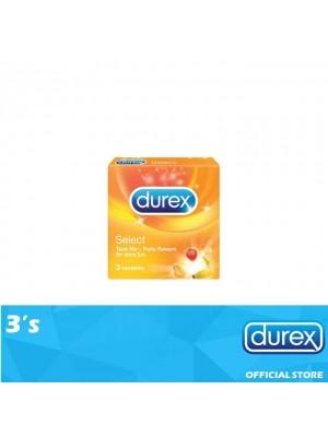 Durex Select 3's