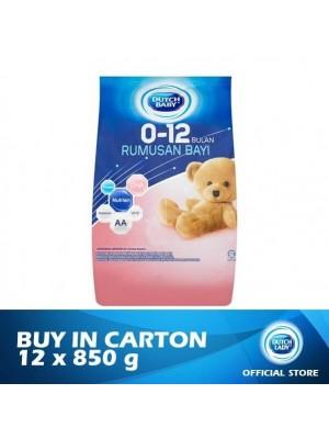 Dutch Baby Milk Formula 0-12 Months 12 x 850g