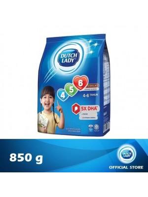 Dutch Lady Powder Gum 456 Chocolate 850g