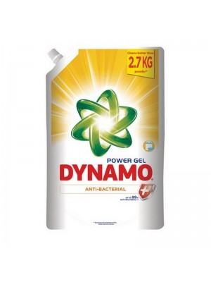 Dynamo Anti-Bacterial Power Gel Refill 1.44L