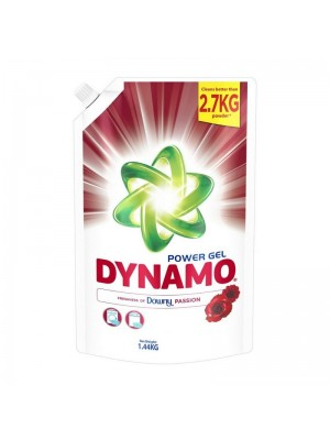 Dynamo Freshness Of Downy Passion Power Gel Refill 1.44L
