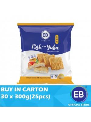 EB Fish & Yuba 30 x 300g(25pcs)
