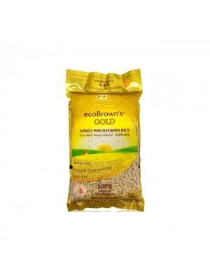 Ecobrown's Gold Wholegrain Rice 2kg