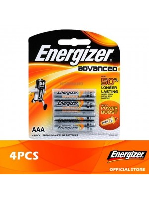Energizer Advanced AAA 4pcs
