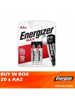 Energizer Max 20 x AA2