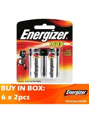 Energizer Max C 6 x 2pcs