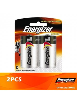 Energizer Max D 2pcs