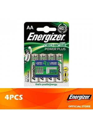 Energizer Recharge Power Plus AA 2000MAH 2pcs
