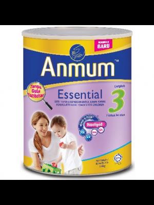 Anmum Essential Step 3 Plain 1.6kg
