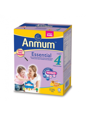 Anmum Essential Step 4 Honey 550g