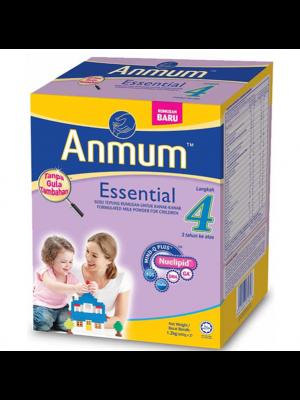 Anmum Essential Step 4Plain 1.2kg