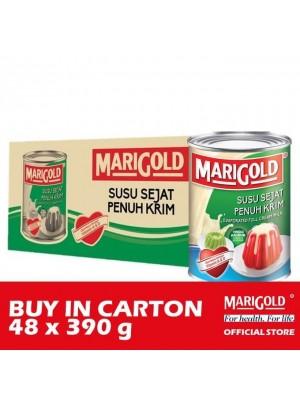 4D. Marigold Evaporated Full Cream Milk 48 x 390g [Covid-19]