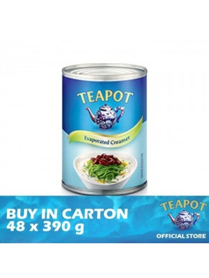 Teapot Evaporated Creamer 48 x 390g