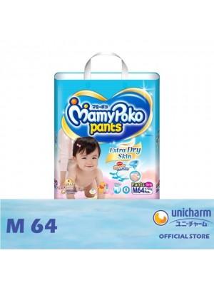 Mamypoko Pants Extra Dry Skin Pants Girl M 64