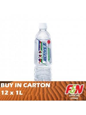 F&N 100 Plus Active Replenish Pet 12 x 1L