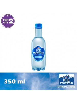 F&N Ice Mountain Sparkling Water Classic 350ml