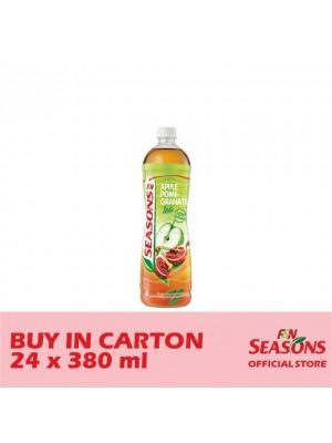 F&N Seasons Apple Pomegranate PET 24 x 380ml