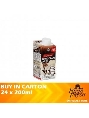 Farm Fresh UHT Chocolate Milk 24 x 200ml
