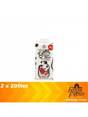 Farm Fresh UHT Kurma Milk 2 x 200ml
