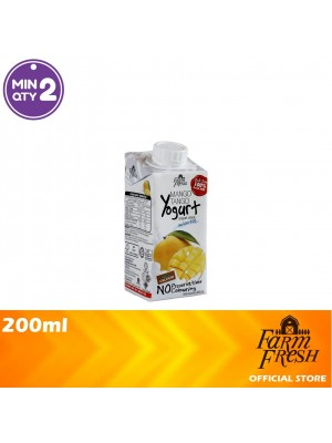 Farm Fresh UHT Mango Tango Yogurt Drink 200ml