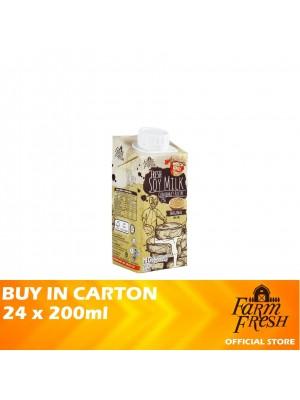 Farm Fresh UHT Soy Milk Original 24 x 200ml
