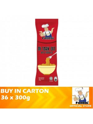 Fatboi Oats Noodles 36 x 300g