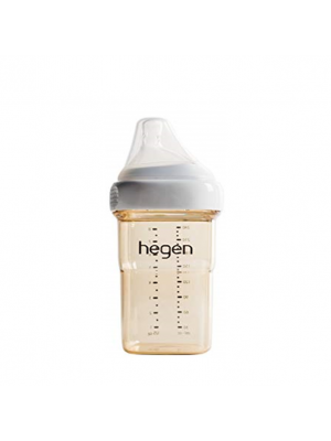 Hegen PCTO 240ml/8oz Feeding Bottle PPSU