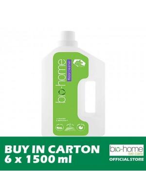Bio Home Floor Cleaner - Lavender & Bergamot 6 x 1500ml