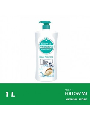 Follow Me Anti-Bacterial Body Wash - Beauty Moisturising 1L