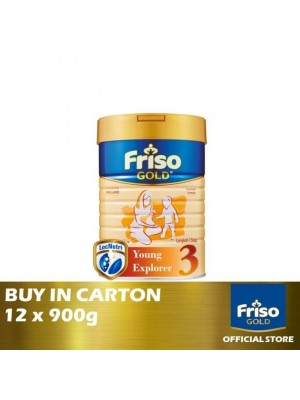 Friso Gold Step 3 12 x 900g