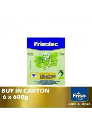 Frisolac Step 2 Rumusan Susulan 6 x 600g