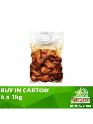 FS BBQ Chicken Wings 6 x 1kg