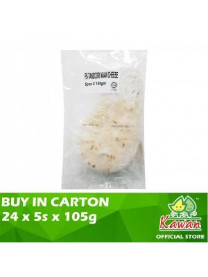 FS Tandoori Cheese Naan 24 x 5s x 105g