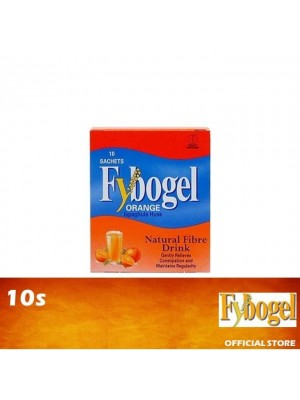 Fybogel Natural Fibre Drink Sachet 10s