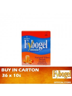 Fybogel Natural Fibre Drink Sachet 36 x 10s